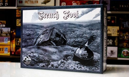 TEST // Trench Foot