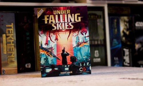 TEST // UNDER FALLING SKIES