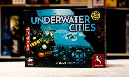 UNDERWATER CITIES // Bilder der Pegasus Version