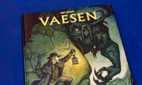 VAESEN // Nordisches Horror-Rollenspiel