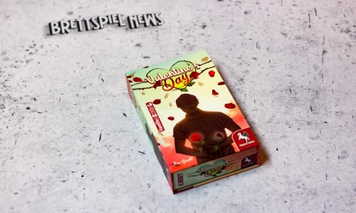 VALENTINE'S DAY //  Bilder des Spielmaterials