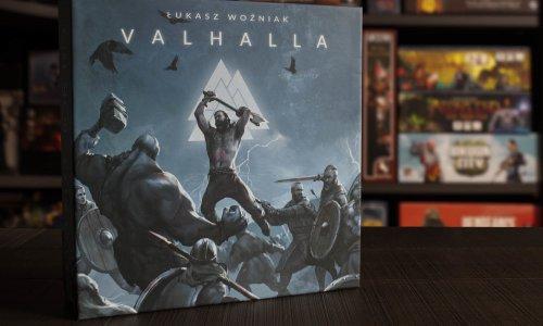 VALHALLA // Bilder vom Spielmaterial