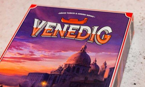 VENEDIG // Bilder des Spielmaterials