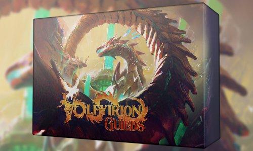 VOLFYIRION GUILDS // startet 2021 auf Kickstarter