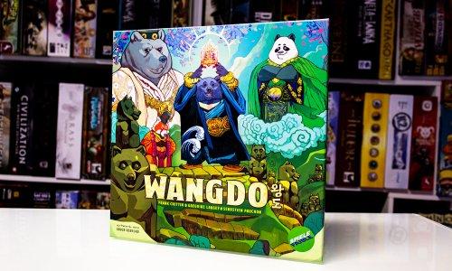 WANGDO // Bilder vom Spiel