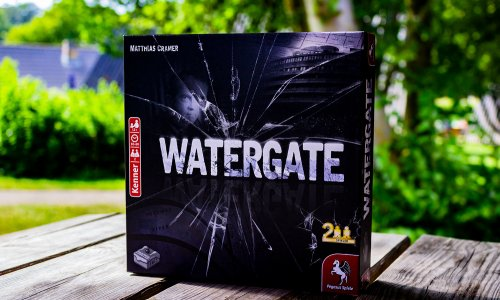TEST // WATERGATE