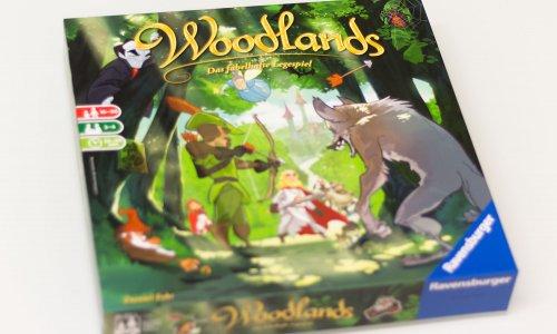 TEST // Woodlands