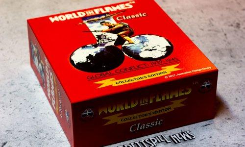 WORLD IN FLAMES // Bilder vom größten Brettspiel der Welt