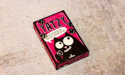ED, THE CAT YATZY // beim moses. Verlag erschienen