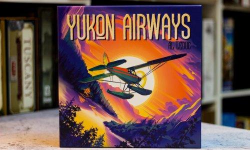 TEST // YUKON AIRWAYS