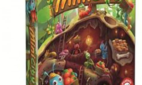 MiniCity - Das Ameisenspiel - erste Bilder vom Spielmaterial
