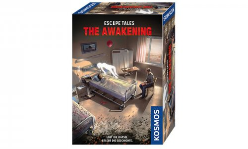 Escape Tales – The Awakening' erscheint im April 2019