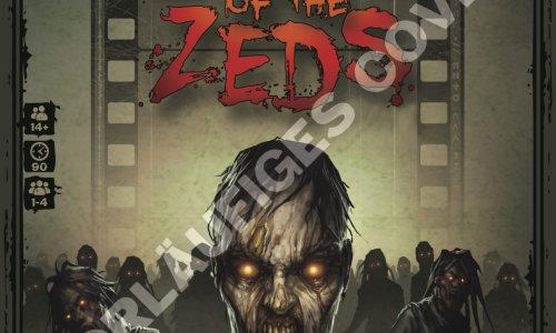 Dawn of the Zeds schleicht verspätet ins Ziel