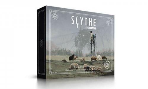 SCYTHE // Die Fan-Begegnungsbox erscheint im Oktober 2019