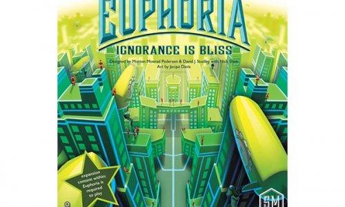 EUPHORIA // Erweiterung Ignorance Is Bliss angekündigt