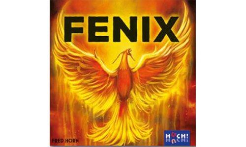 Fenix erscheint bei HUCH! im Juni 2019