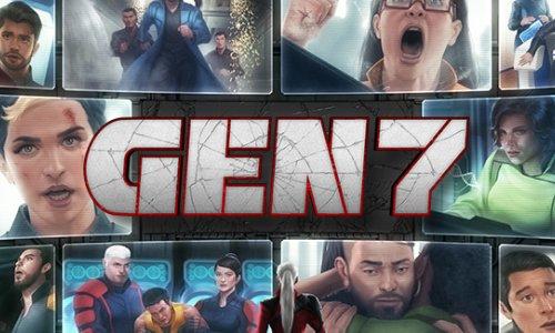 GEN7 // Spiel schon bald im Handel