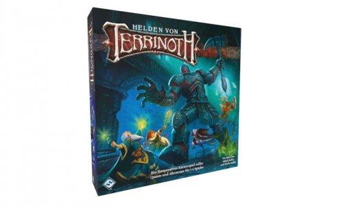 Helden von Terrinoth bald im Handel verfügbar