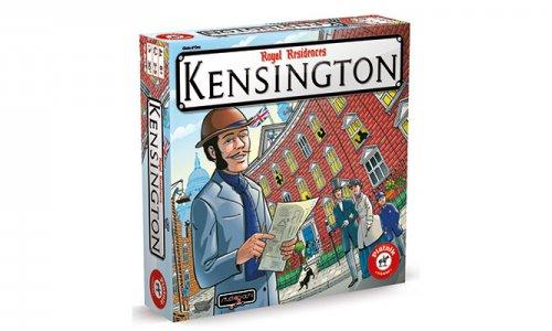 Kensington // Neuheit von Piatnik angekündigt