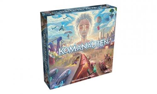 KOMANAUTEN // Weitere Informationen