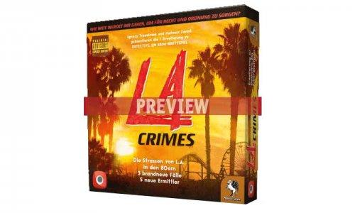 Detective: L.A. Crimes von Pegasus offiziell für 2019 angekündigt