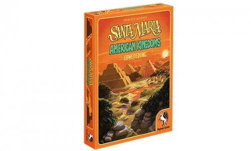 Santa Maria // American Kingdoms ab Ende Februar im Handel