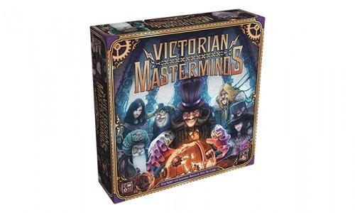 VICTORIAN MASTERMINDS // Mehr Infos zum Spiel