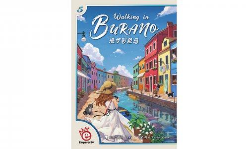 SPIELESCHMIEDE // Walking in Burano startet nächste Woche