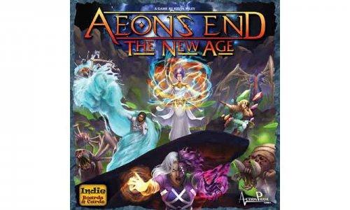 KICKSTARTER // Aeon's End: The New Age aktuell zu fördern