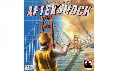 AFTERSHOCK auf Kickstarter gestartet