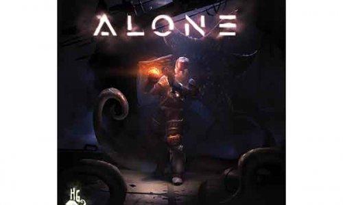 KICKSTARTER // Alone – zweite Auflage kann gefördert werden