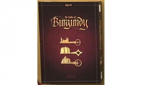 Die Burgen von Burgund // Alea wird 2019 eine Neuauflage realsieren