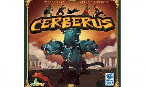 SPIELESCHMIEDE // Cerberus ist gestartet