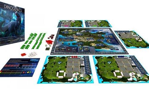 Kickstarter // DinoGenics wird aktuell ausgeliefert