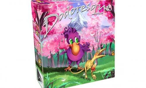 KICKSTARTER // Dodoresque - Cherry Blossom