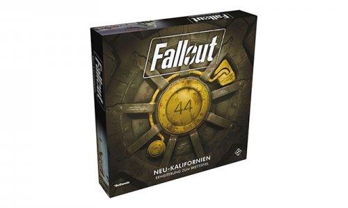 "Fallout // Brettspiel erhält 2019 ""Neu-Kalifornien"" Erweiterung"