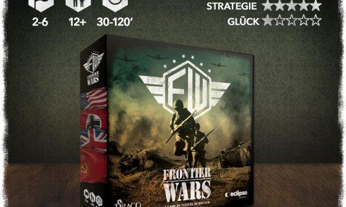 SPIELESCHMIEDE // Frontier Wars ist gestartet
