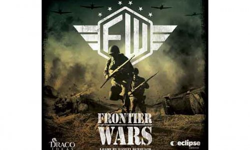 SPIELESCHMIEDE / Frontier Wars startet bald