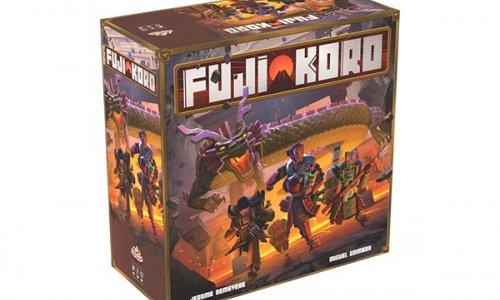 FUJI KORO // startet am 18. März auf Kickstarter