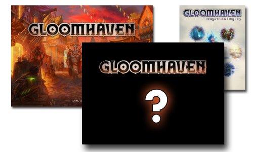 GLOOMHAVEN // Erste Informationshäppchen zur geplanten großen Erweiterung!