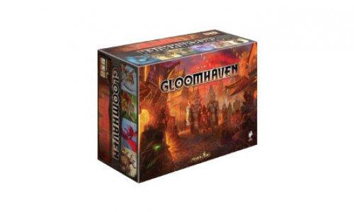 Gloomhaven Vorbestellung der 2ten Auflage und Erweiterung hat begonnen