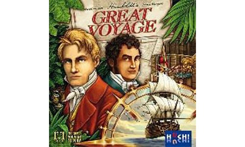 HUCH! // Humboldt's Great Voyage für Herbst 2019 angekündigt