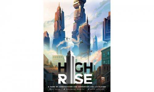 Kickstarter // High Rise von Gil Hova abgebrochen