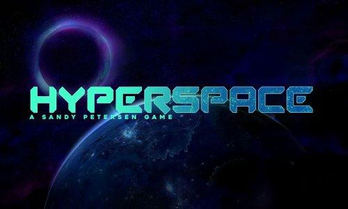 Kickstarter // Hyperspace – 4x Spiel mit bis zu 25 Fraktionen