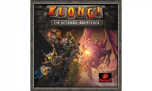 Schwerkraft Verlag // Klong!: Grundspiel ist wieder lieferbar