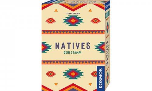 Native von KOSMOS für März 2019 angekündigt