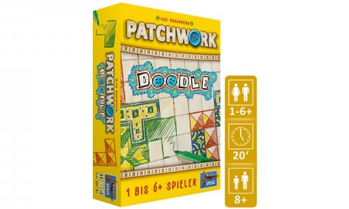 PATCHWORK DOODLE // Neue Infos zum kommenden Spiel