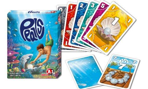 Pearls von Abacus Spiele angekündigt