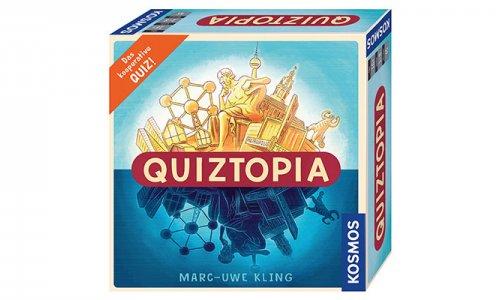 Marc-Uwe Kling // Quiztopia -Quizspiel vom Erfolgsautor