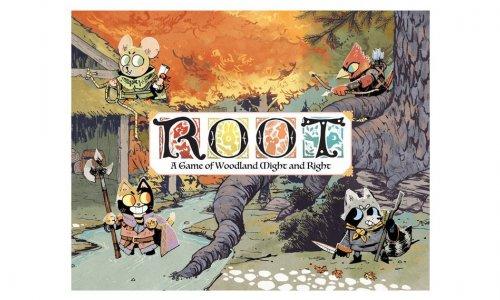 Root aktuell in englischer Sprache zu kaufen